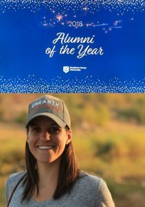 The Hotel School Alumnus of the Year 2018 award