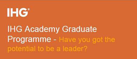 InterContinental Hotels Group Graduate Programme